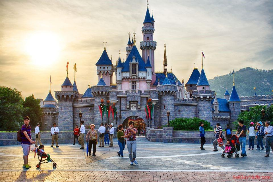 second hand/new: Hong Kong Disneyland Tour Travel Packages from Delhi India