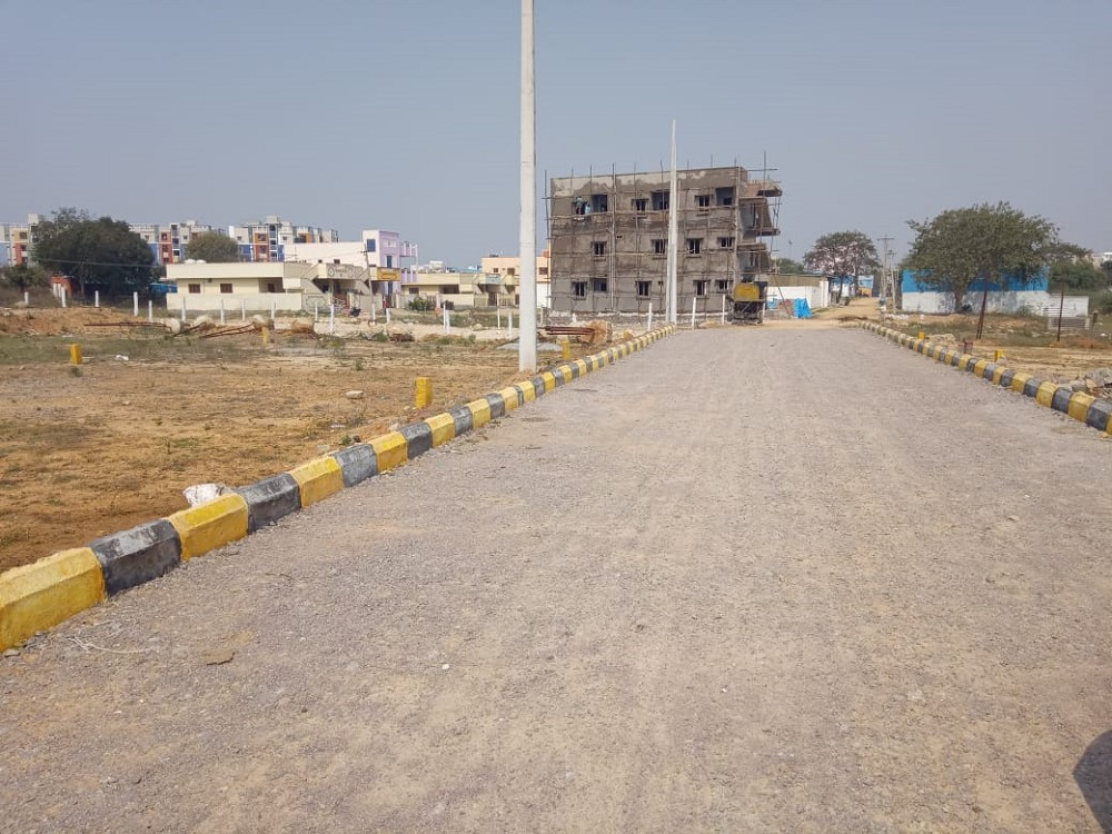 second hand/new: Open Plots For Sale In Hyderabad