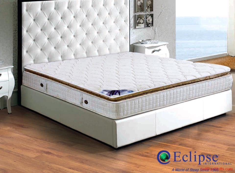second hand/new: Get the Luxury mattress comfort at home with Eclipse Mattress and Bed Accessories