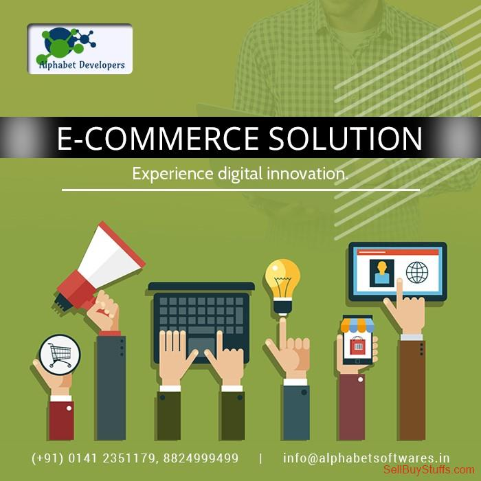 Jaipur Alphabet Developers LLP - E-Commerce Development Services in India