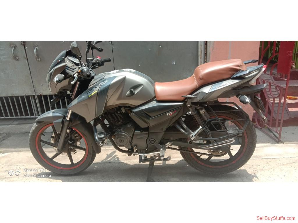 second hand/new: TVS APACHE RTR 160 FOR SALE..