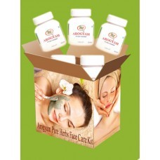 second hand/new: AROGYAM PURE HERBS FACE CARE KIT