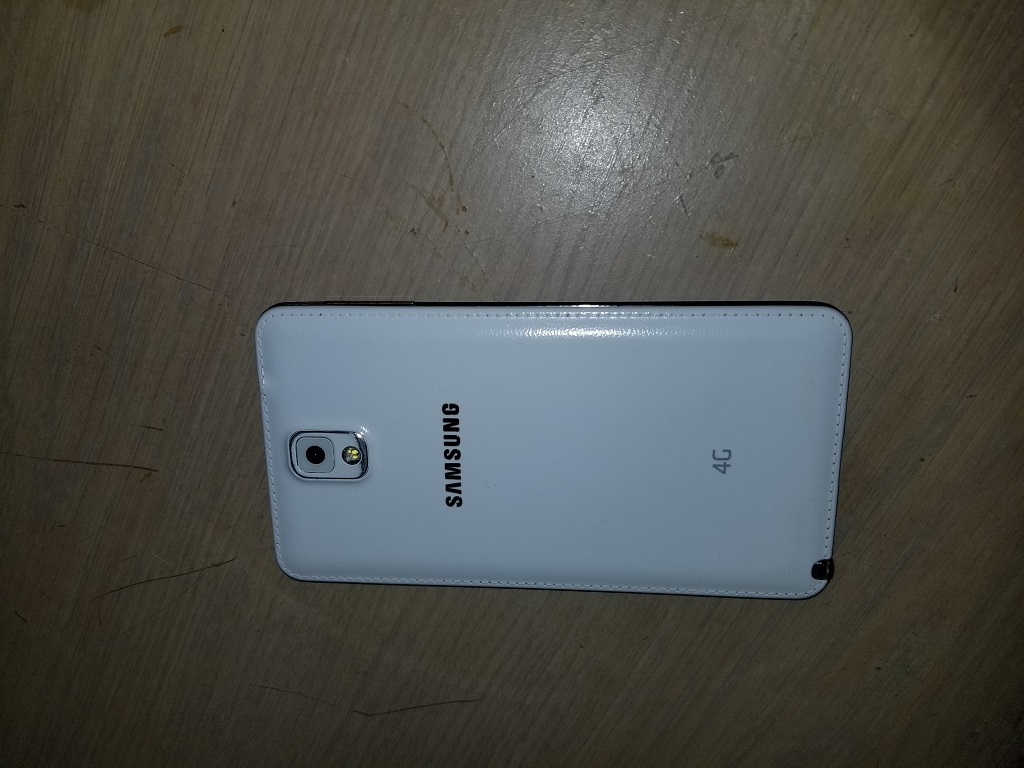 second hand/new: Samsung Galaxy Note 3