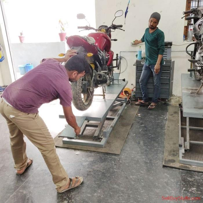 second hand/new: Bike Service  and Two Wheeler Repair Near Kondapur