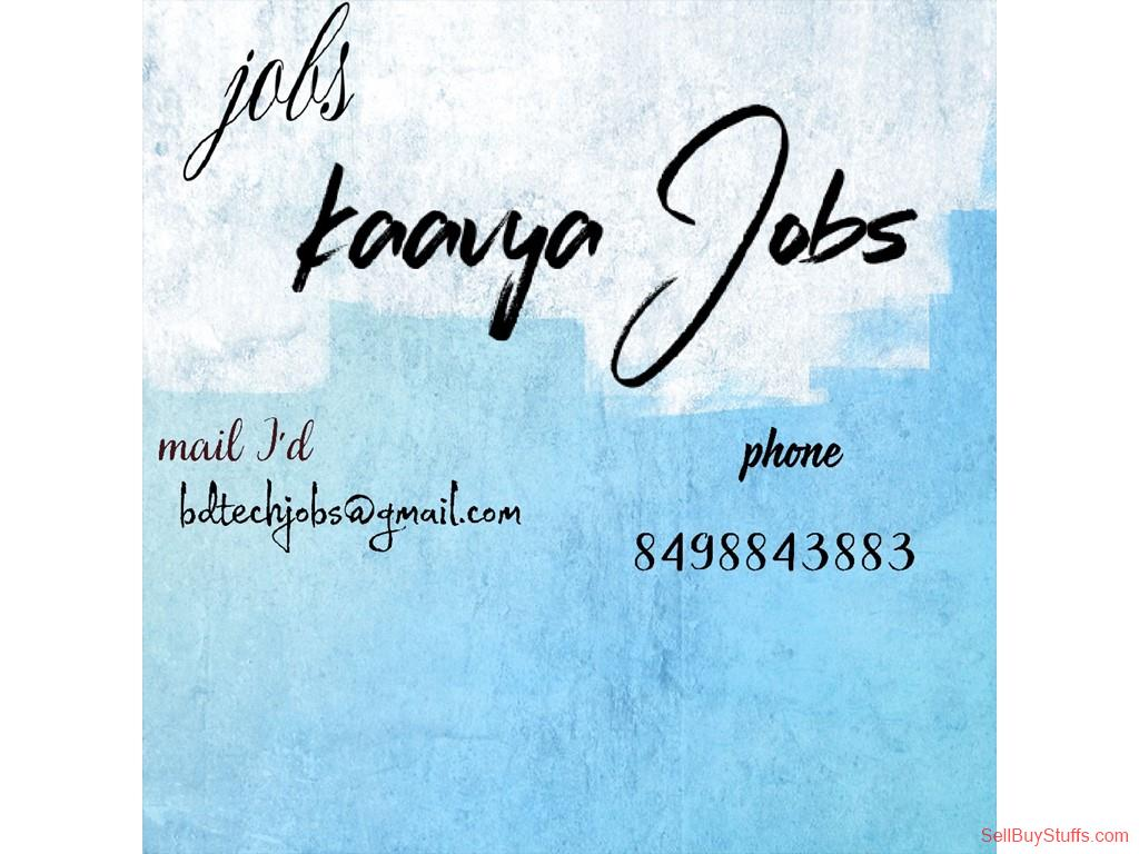second hand/new: IT Jobs For Freshers Hyderabad
