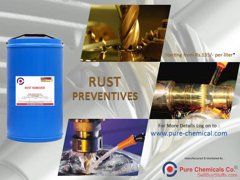 second hand/new: Trusted Rust Preventive Oil Manufacturer in India