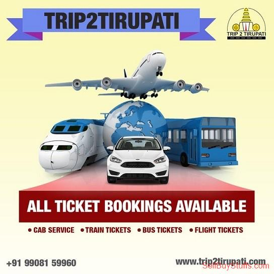 Tirupati Travel around Tirupati- Online Booking –Trip To Tirupati.