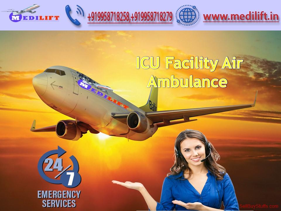 Indore Hire Finest and Emergency Air Ambulance Services in Jabalpur