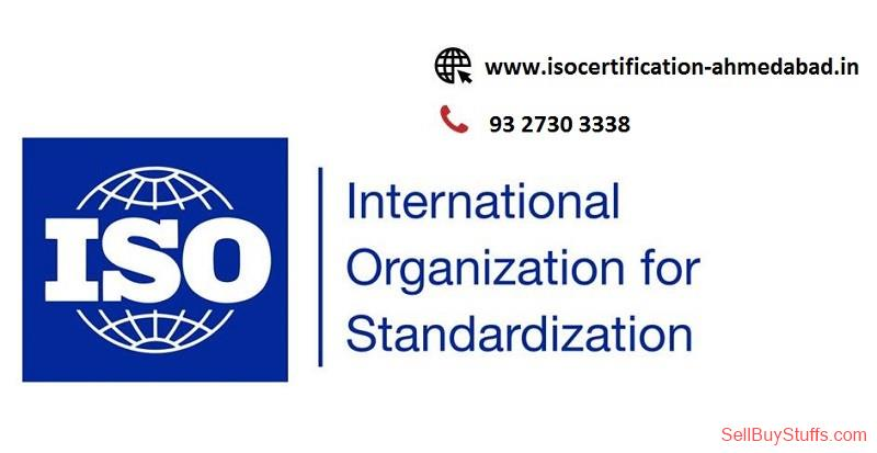 second hand/new: Get all type iso certification in ahmedabad