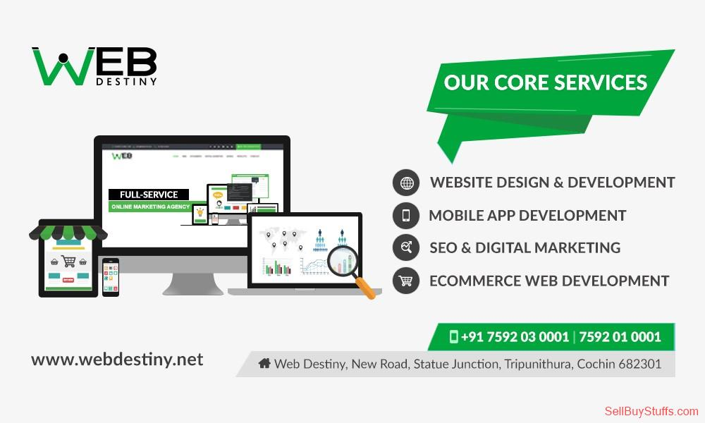 second hand/new: Mobile App Development Company