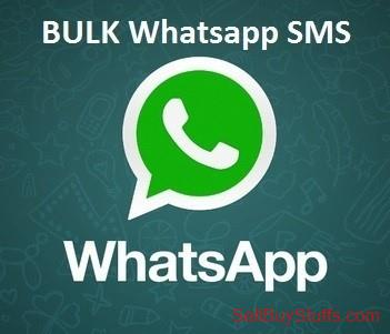second hand/new: Mobile Bulk whatsapp services in pune, delhi